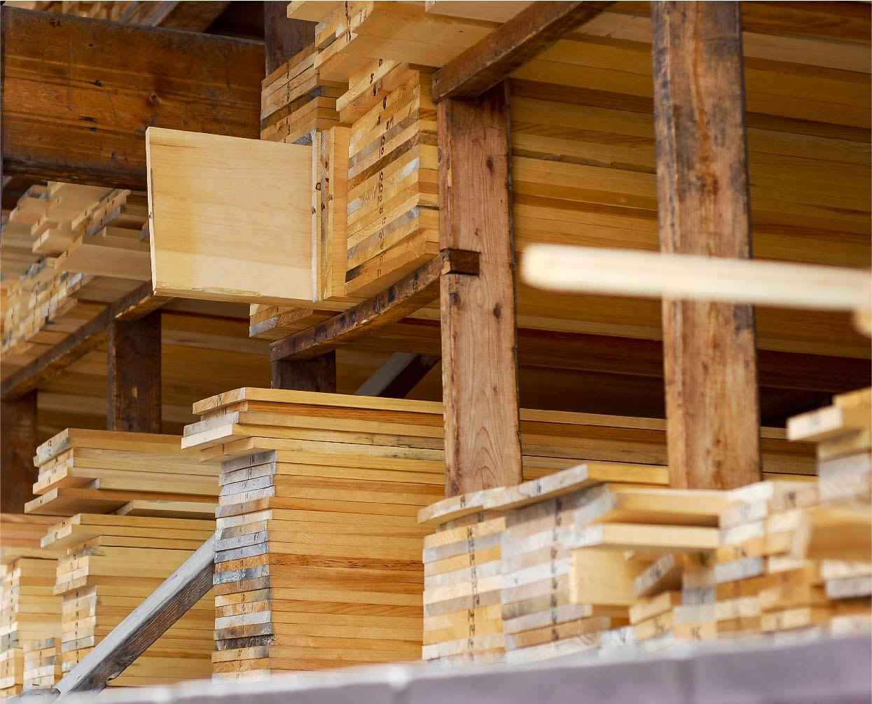 Lumber | Central Valley Builders